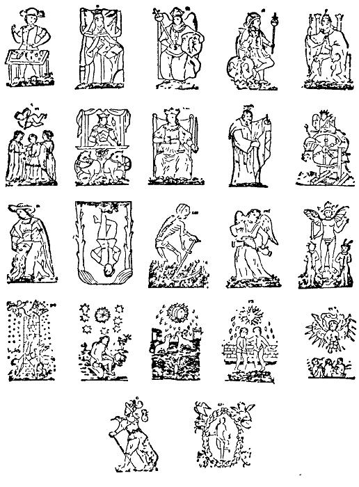 TAROT PRELUDIO VISION | El lenguaje del Tarot es sabiduria | Página 3